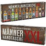 Beer Tasting Box | Geschenk-Idee | Papa | Männer | Bier-Spezialitäten von Privatbrauereien | mit Henkel |...