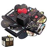 Explosion Box, Geschenkbox, Sporgo Kreative Überraschung Box DIY Fotoalbum Handgemachtes Scrapbook Geschenk...