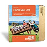 Jochen Schweizer Erlebnis-Box 'Runter vom Sofa', mehr als 430 Erlebnisse für 1-3 Personen, Gutschein mit...