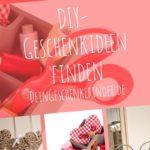 DIY-Geschenke: So findest du die schönsten DIY-Geschenkideen für jeden Anlass